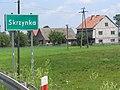 Skrzynka - Entrance and Farm - panoramio.jpg