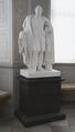 Skulptur, 1833 - Skoklosters slott - 103782.tif