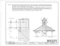 Slave Market, Public Square, Louisville, Jefferson County, GA HABS GA,82-LOUVI,1- (sheet 1 of 1).png