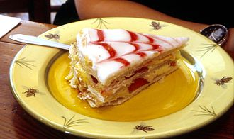 Mille-feuille - Image: Slide mille feuille