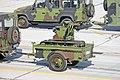 Sloboda 2019 - defile 10 - Land Rover Defender i robot Miloš 07.jpg