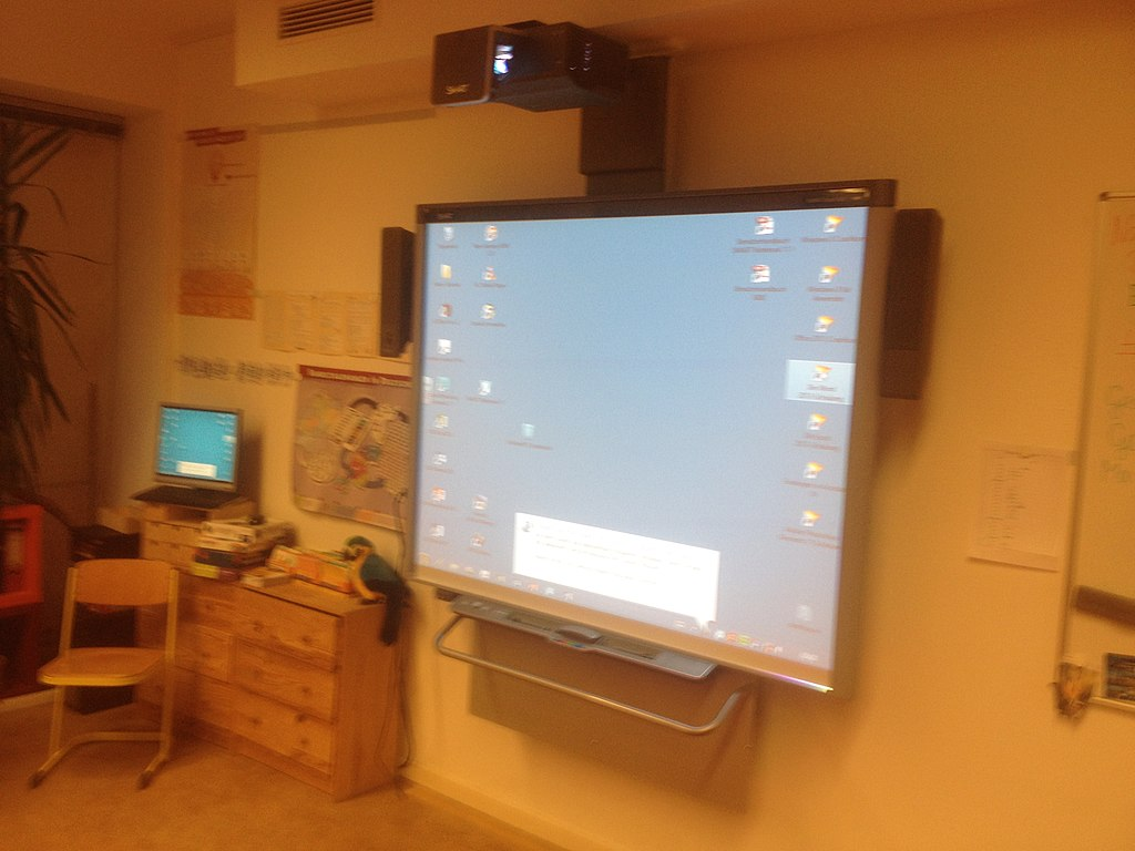 Smart Board For Conference Room