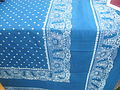 Smithsonian Folklife Festival 2013 - detail of blue fabric.JPG