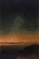 La Grande Comète de 1843