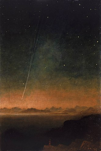 Great Comet of 1843 - Charles Piazzi Smyth: The Great Comet of 1843