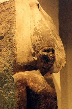 Khufu - Portrait of Sneferu, Khufu's father or stepfather