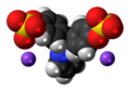 Sodium picosulfate ions spacefill.png