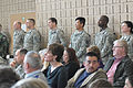 Soldiers with the Army Reserve's 364th Expeditionary Sustainment Command attend the opening of the Marysville Armed Forces Reserve Center in Marysville, Wash., April 1, 2012 120401-A-RB545-184.jpg