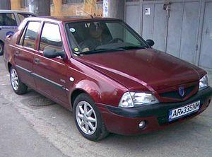Dacia Solenza - Image: Solenza Scala 2004