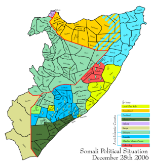 2006 in Somalia - Image: Somali land 2006 12 28