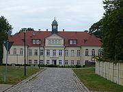 Sommersdorf MBS Gutshaus Hofseite