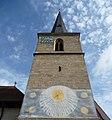 Sonnenuhr an der Veitskirche - panoramio.jpg