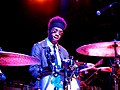Soulive with Charlie Hunter and guests @ Brooklyn Bowl (Bowlive) 3 9 10 (4424578885).jpg