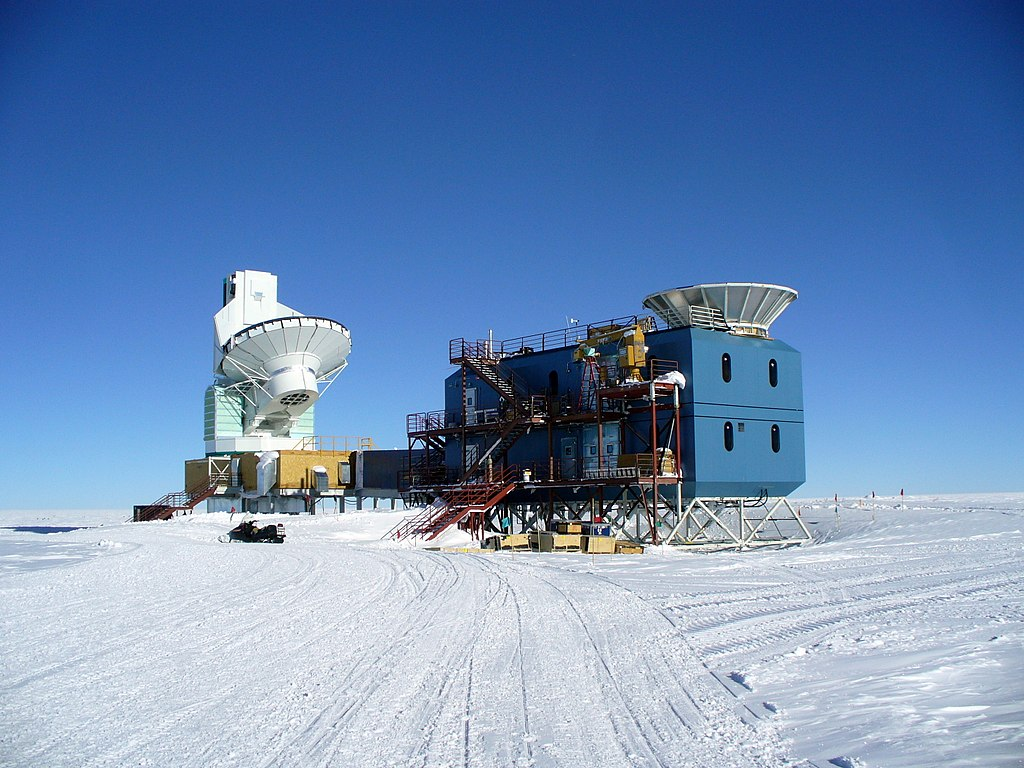 South pole spt dsl