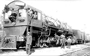Southern Pacific class AC-1 - Southern Pacific 4002