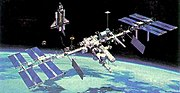 Space station freedom (1)