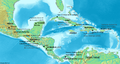 Spanish jurisdictions 16th-17th centuries, Caribbean and Gulf of Mexico.png