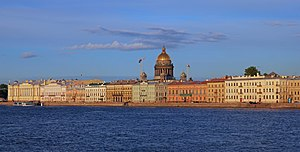 Spb 06-2012 English Embankment 01.jpg, автор: A.Savin