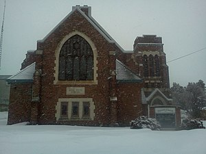 Spencerville, Ontario - Spencerville United Church