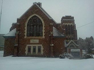 Spencerville, Ontario - Spencerville United Church