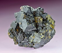 Sphalerite - Iron Cap mine, Graham, Arizona, USA.jpg