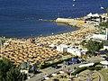 Spiaggia dell'hotel - Пляж у отеля - panoramio.jpg