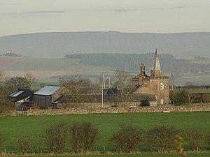Greystoke, Cumbria - Image: Spire House, near Greystoke geograph.org.uk 81224