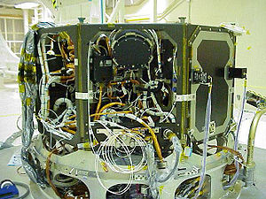Spitzer - base do telescopio