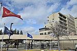 Spokane Veterans Affairs Medical Center receives visit from Fairchild leaders 140214-F-BN304-117.jpg