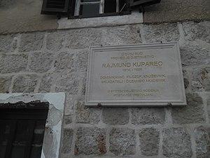 Rajmund Kupareo - Memorial