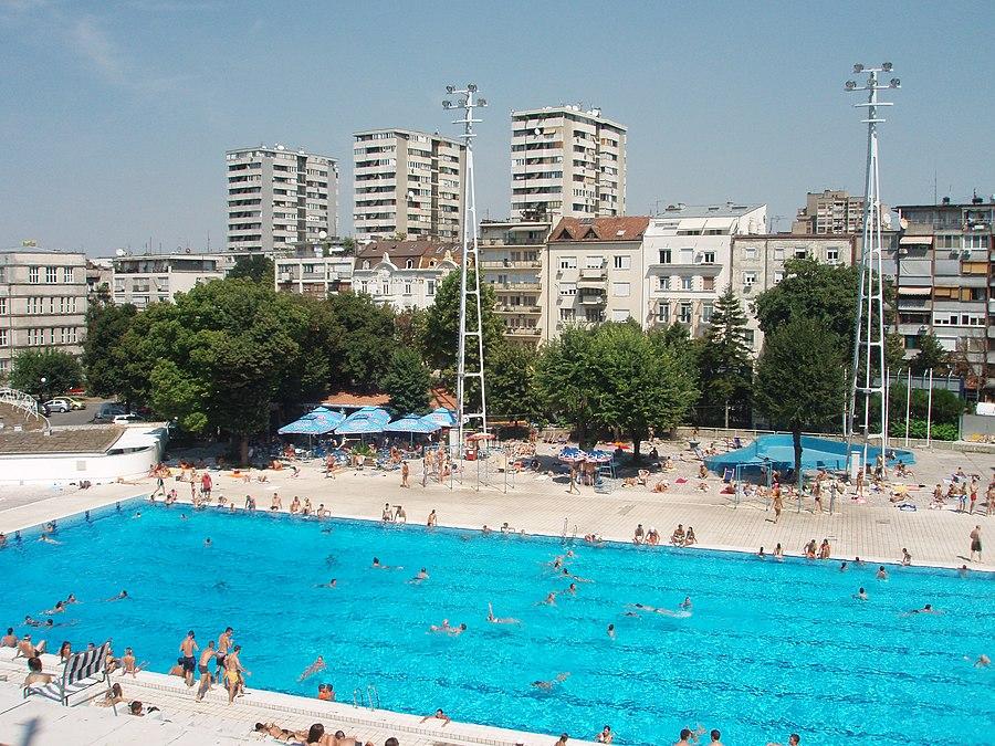 Tašmajdan Sports and Recreation Center