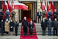 Spotkanie premier Beaty Szydło z premierem Albanii (27093638939).jpg