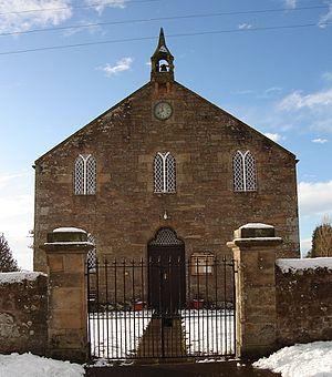 Springfield, Fife - Springfield Church of Scotland