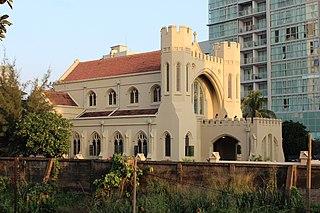 St. Andrews Presbyterian Church, Colombo Church in Colombo, Sri Lanka