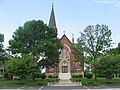 St. Francis' Catholic Church in Cranberry Prairie, front.jpg