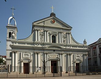 Roman Catholic Diocese of Sofia and Plovdiv - Cathedral of St Louis, Plovdiv
