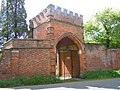 St John the Baptist's Church, The Street, Wonersh (May 2014) (Entrance Gateway).JPG