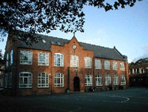 St Mary's College, Crosby - Image: St Mary's College, Crosby