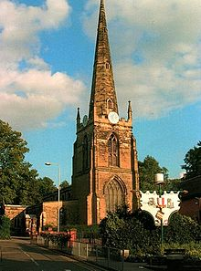 St Mary S Church Hinckley Wikipedia