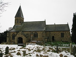 North Otterington Village and civil parish in North Yorkshire, England