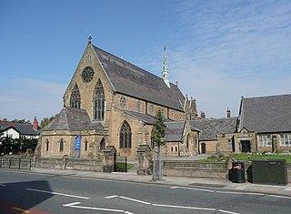 Blundellsands area of the Metropolitan Borough of Sefton, Merseyside