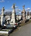 St Patrick's Cemetery, Langthorne Road, Leytonstone, London E11 - geograph.org.uk - 307811.jpg