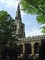 St Paul's Church tower - geograph.org.uk - 1867985.jpg