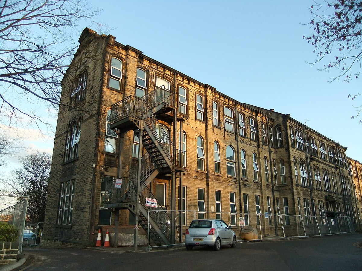 St. Luke\'s Hospital, Bradford - Wikipedia