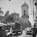 Stadsgezicht in Caracas in Venezuela met de kathedraal, Bestanddeelnr 252-8432.jpg