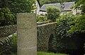 Stanegate Mile Stone (7617232686).jpg