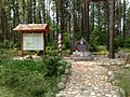 Stanowisko, miejsce mordu Żołnierzy 24 Batalionu KOP Sejny - panoramio.jpg