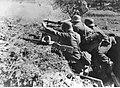 Stanowisko niemieckiego karabinu maszynowego na froncie włoskim (2-2343).jpg