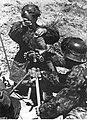 Stanowisko niemieckiego moździerza na froncie włoskim (2-2303).jpg