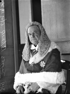 James Blair (Australian judge) - James William Blair in 1939